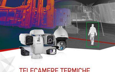 Telecamere termiche: tecnologia radiometrica applicata alla misurazione della temperatura corporea